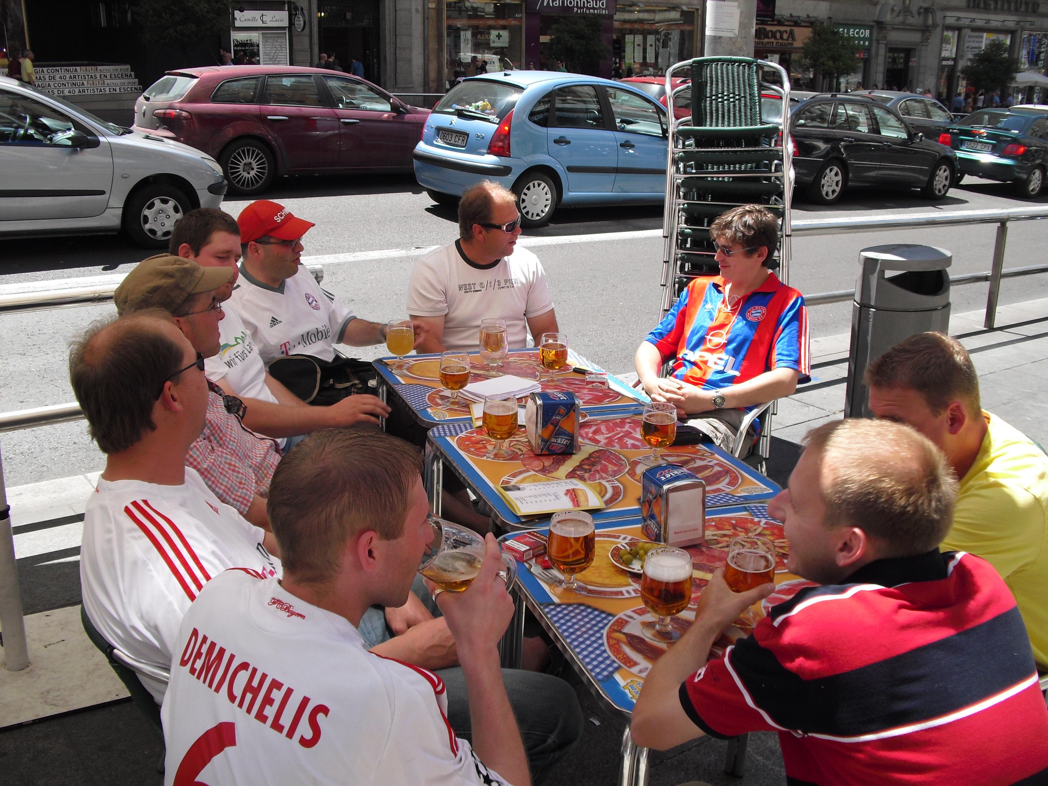 Entstehung des Bayern Fanclub Unteres Brenztal